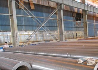 Seamless Alloy Steel ASTM A519 4142 Pipe for Seamless Steel Gas Cylinder