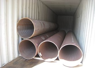 Boiler Pipe ASTM Carbon Steel Pipe 30'' 762mm Solid Material OD Long Lifespan