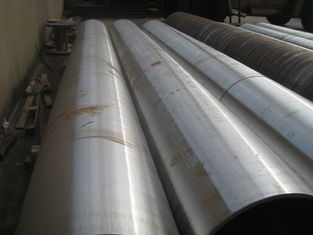 Alloy Steel ASTM A213 Superheater Hot Finished Seamless Tube Long Lifespan
