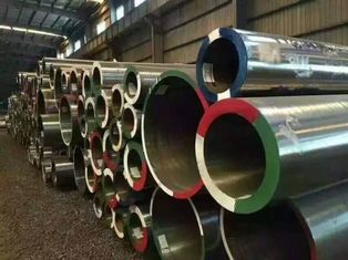 P92 Nuclear Power Plant Seamless Steel Pipe Cold Drawn ASTM A335 Standard